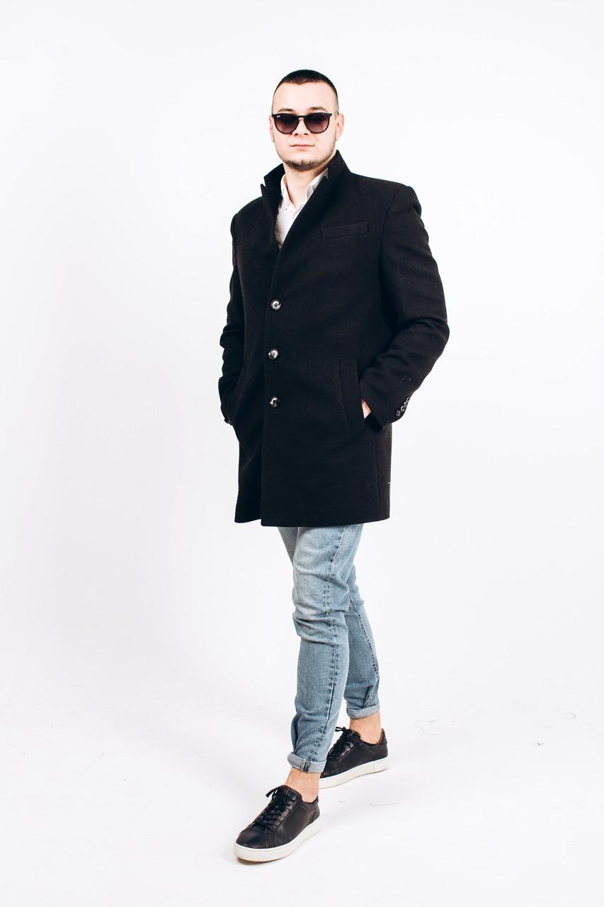 Пальто мужское из шерсти Мэлтон М3