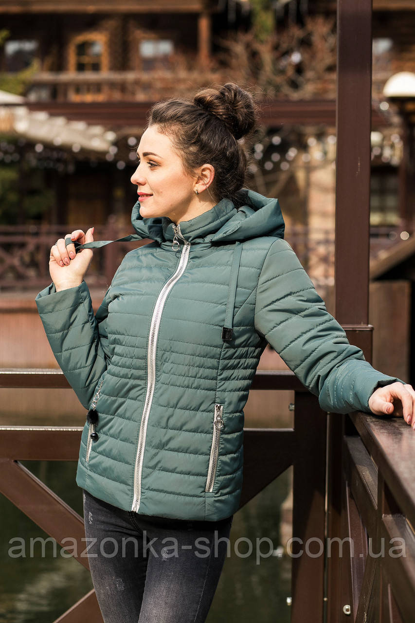 Ветровка женская - модель 2019 - (кт-439)