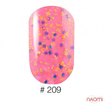 Гель-лак Naomi Candy Bar 209, 6 мл