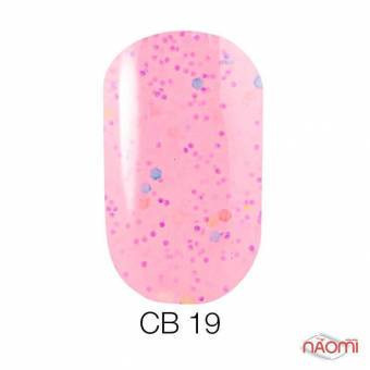 Гель-лак Naomi Candy Bar 019, 6 мл