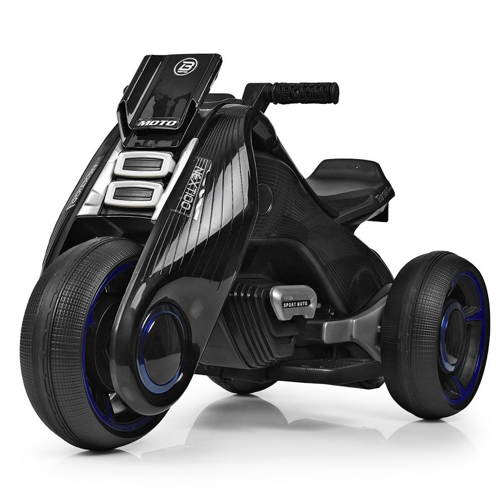 Мотоцикл Bambi M 3926-2 Black (M 3926)