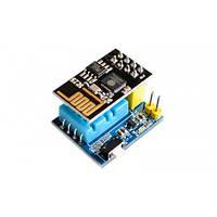 Цифровой датчик температуры и влажности ESP8266 ESP-01 DHT11