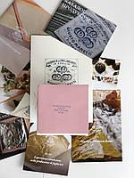 Сусальное золото 1,4 гр, кн. 91х91мм GUISTO MANETTI