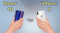 Война «десяток»: Honor 10 или Iphone 10