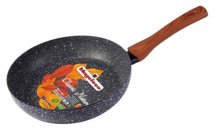 Сковорода Vitrinor Classic Natura Ø26 с гранитным антипригарным покрытием