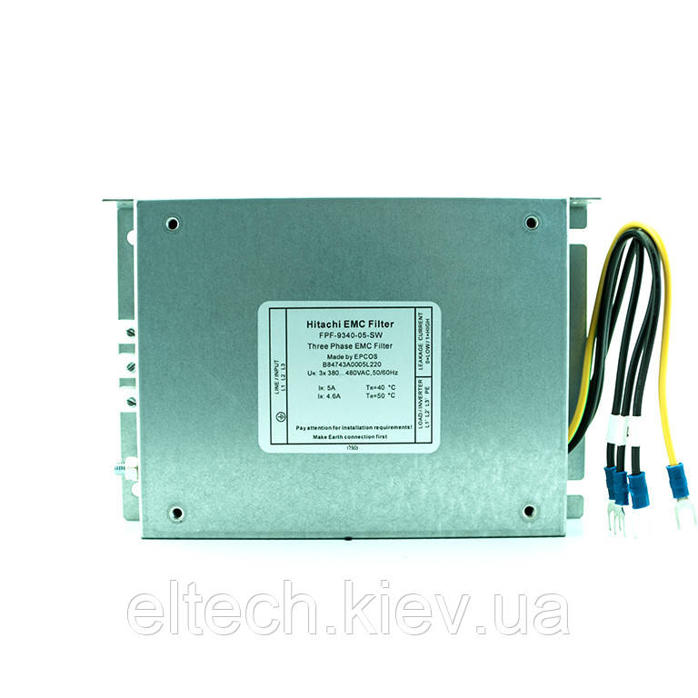 Фильтр сетевой FPF-9340-05 для WL200-(004, 007, 015)НF
