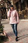 Ветровка женская больших размеров - модель 2019 - (кт-462), фото 2