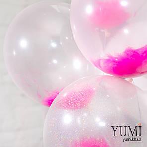 Стильный букет из 15 воздушных шаров для девушки, фото 2