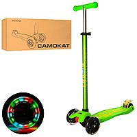 Самокат Scooter MAXI JR 3-064-G Green (JR 3-064)
