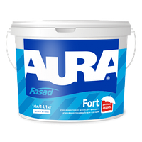 Краска Aura Fasad Fort Аура Фасад Форт, 10 л
