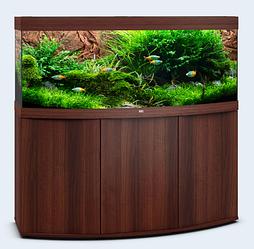 Акваріум Juwel (Джувел) VISION 450 LED, коричневий 450 літрів