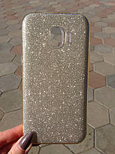 Чехол Samsung J2 J250 2018 Gold Sand Dream