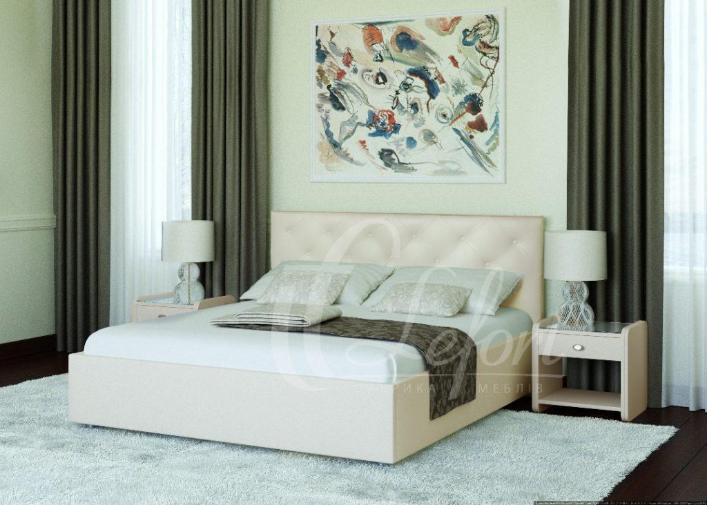 Кровать «Анжели» с подъемным механизмом