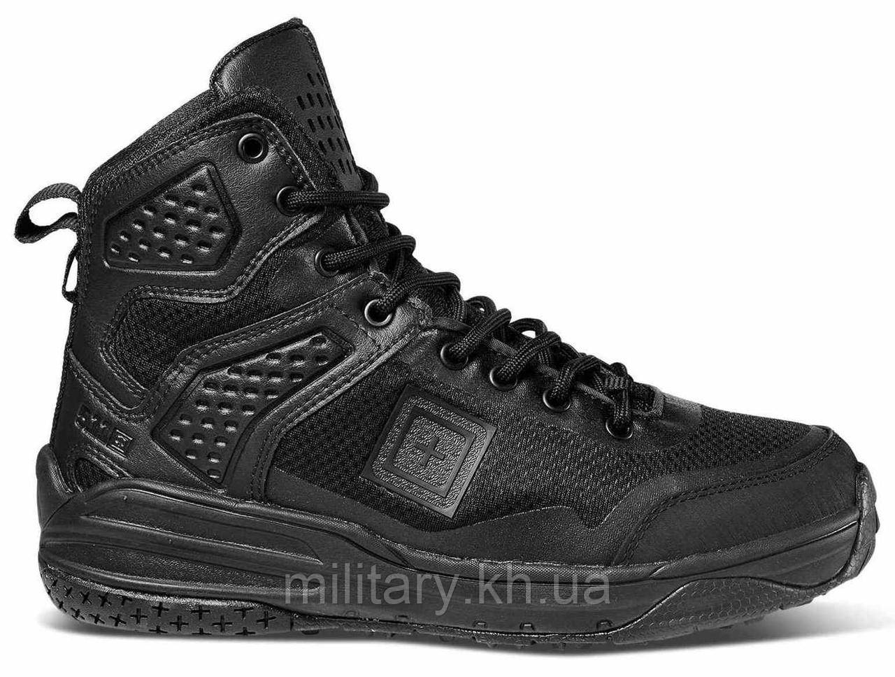 """Ботинки тактические """"5.11 Halcyon Tactical Stealth Boot"""" черные"""