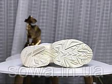 """✔️ Кроссовки Adidas YUNG-96 """"Grey/White"""" , фото 3"""