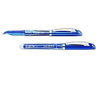Ручка шариковая синяя FLAIR 888 ANGULAR (для левши)