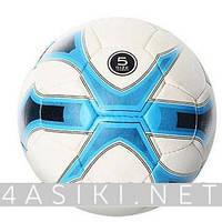 Мяч футбольный 2500-7ABC, 4 вида
