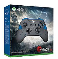 Xbox One Controller Gears of War 4 синий