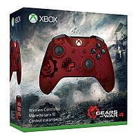 Xbox One Controller Gears of War 4 красный