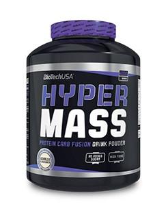 Гейнер BioTech - Hyper Mass (2270 грамм) raspberry-yogurt/малина-йогурт
