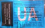Насіння Кукурудзи ПОРУМБЕНИ 375 МРФ (ФАО 310), 21,2 кг, 2019 р. в. Югагросервис, фото 3