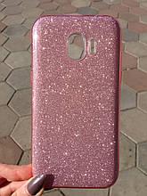 Чехол Samsung J2 J250 2018 Pink Powder Dream
