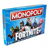 Настольная игра Monopoly Hasbro Game: Fortnite Монополия Фортнайт BL 0503