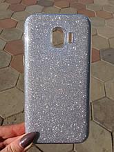 Чехол Samsung J2 J250 2018 Silver Dust Dream