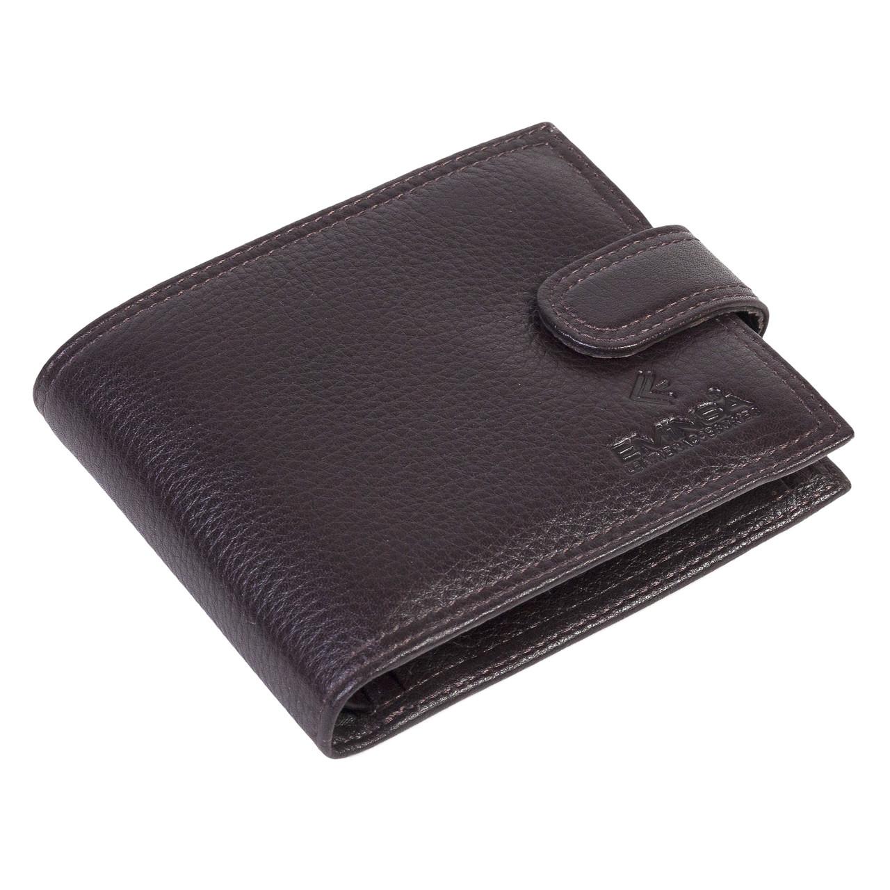 6e147fa7148d Мужское портмоне Eminsa 1043-17-3 кожаное коричневое : от