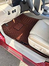 Автоковры 5D Экокожа Toyota Camry 40, 50 , фото 3