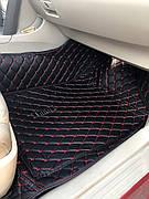 Автоковры 5D Экокожа Toyota Camry 40, 50