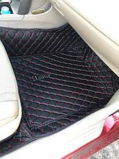 Автоковры 5D Экокожа Toyota Camry 40, 50 , фото 2