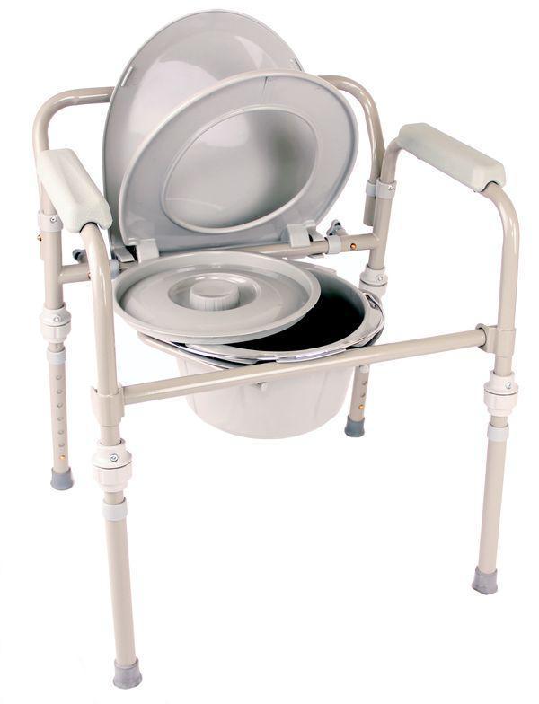 Стул-туалет складной OSD-RB-2110