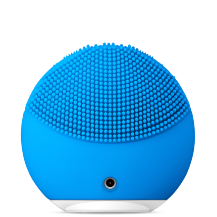Электрическая щетка-массажер для лица Foreo Luna mini 2 Синяя, фото 2