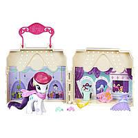 My Little Pony Rarity Cottage Playset. Поні Раріті серія Майнхеттен (Май Литл Пони Рарити Мейнхеттен)