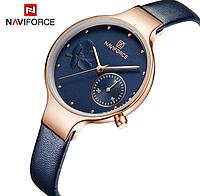 Женские наручные кварцевые часы Naviforce NF5001-RGBEBE