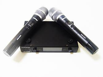 Радиосистема 2 микрофона Shure AWM-505R