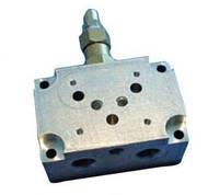Плита монтажная с предохранительным клапаном VMP/80/CBE/E-12-34-14(ДУ10)