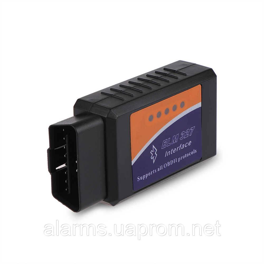 Диагностический сканер ELM327mini bluetooth Версия 1.5. PIC18F25K80 полная версия