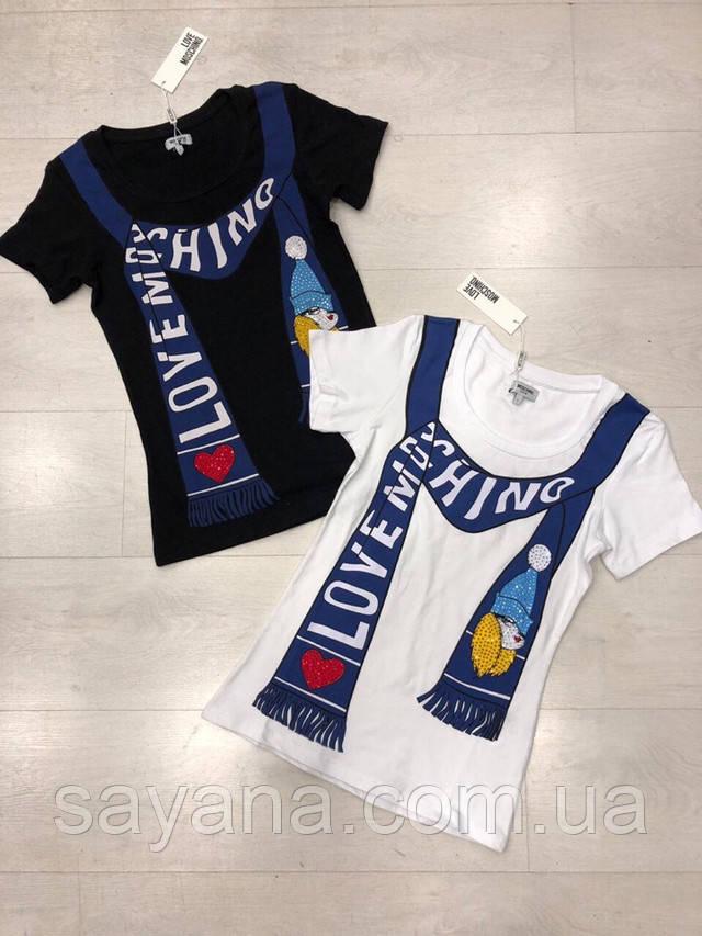 женские футболки бренд опт