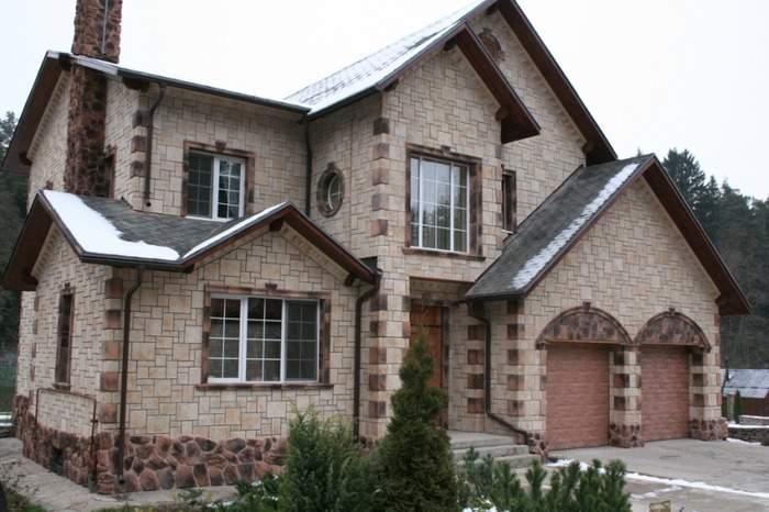 Строительство домов и коттеджей под ключ ю