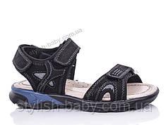 Детская летняя обувь 2019. Детские босоножки бренда EeBb для мальчиков (рр. с 32 по 37)