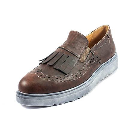 9f7ae137a Туфли женские Tutto Shoes T3096 коричневая кожа: продажа, цена в ...