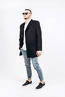 Пальто мужское из шерсти М8