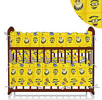 Комплект постельного белья Alex 205091 90 х 120 Yellow (72195)