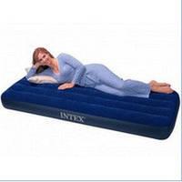 Односпальный надувной матрас Intex 68950 (76см х 191см х 22см)