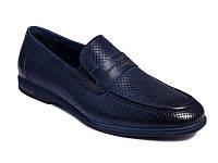 Туфли CLEMENTO 19-Q1512-21-602 Синие