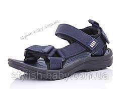 Детская летняя обувь 2019. Детские босоножки бренда EeBb для мальчиков  (рр. с 28 по 35)