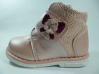 """Ботинки детские для девочки """"Clibee"""" Польша Размер: 22,24, фото 1"""