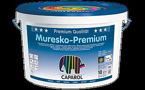 Muresko-Premium фасадная краска с высокой способностью к диффузии, очень хорошие водоотталкивающие свойства.